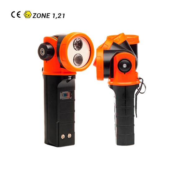 Linterna Recargable ATEX HL 25 Ex