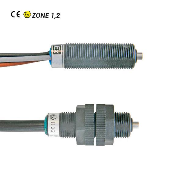 Microinterruptor ATEX M12