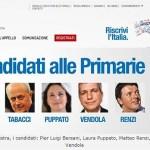 Primarie centro-sinistra: a Bersani il primo turno