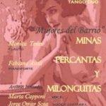 TANGO: LAS MARIPOSITAS EN CONCIERTO