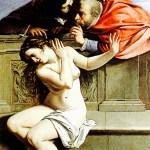 Artemisia: l'artista si mostra a Roma