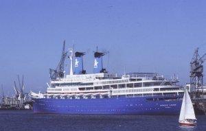 la nave Achille Lauro