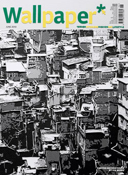 Wallpaper* Born in Brazil