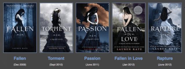 Fallen – saga di Lauren Kate