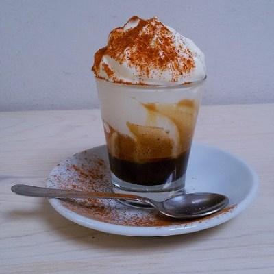 Caffè panna e cannella