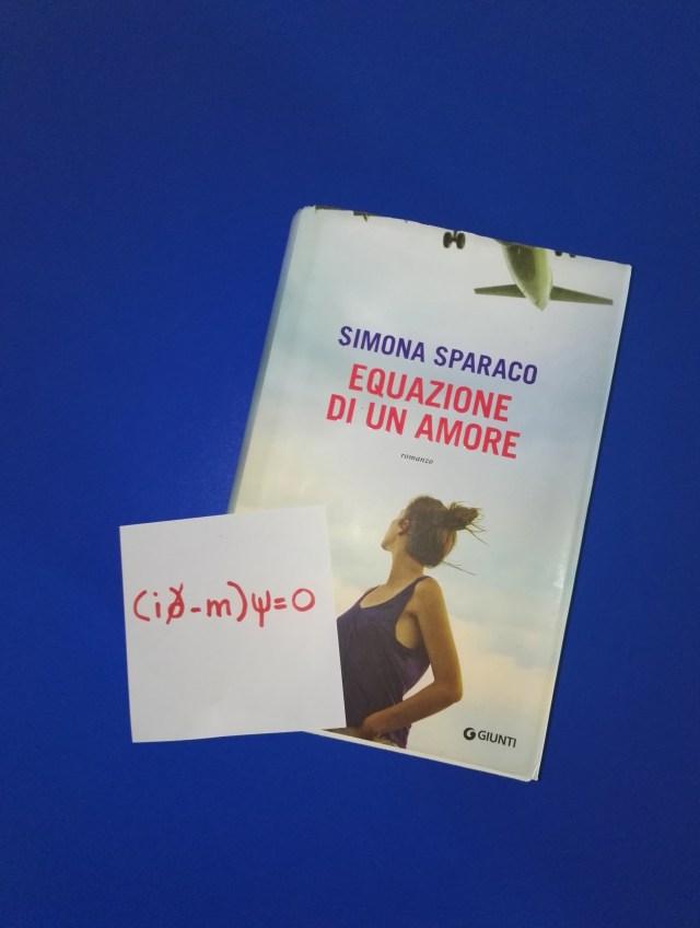 Equazione di un amore – Simona Sparaco