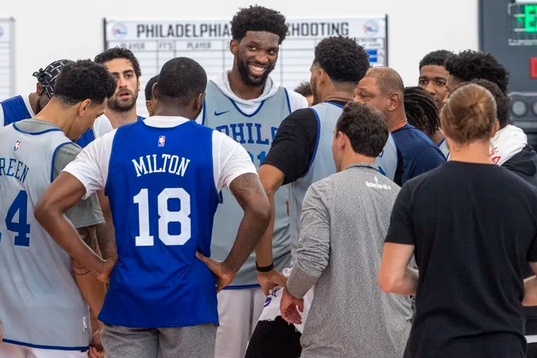 Watch Sixers nonetheless assured they will contend regardless of the drama surrounding Ben Simmons – Google NBA News