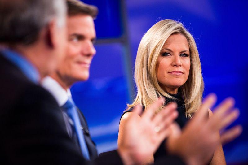 Fox News Anchor Martha Maccallum We Re