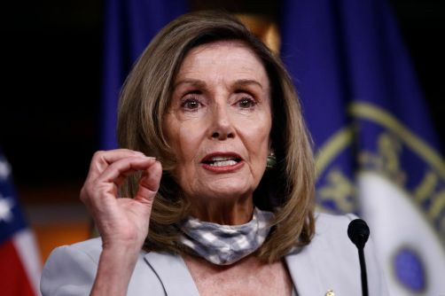 Speaker Nancy Pelosi is calling the House back into session to vote on USPS  bill