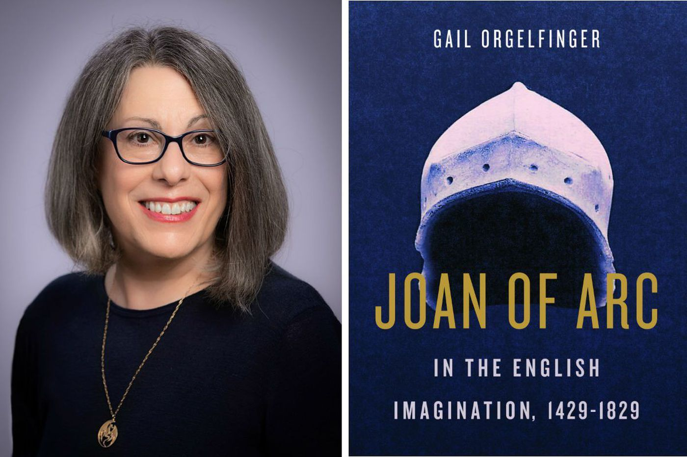 Joan Of Arc In The English Imagination Girl Warrior