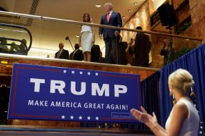 4 years since Trump came down that escalator and the cycle of empty outrage has become unbearable   Will Bunch