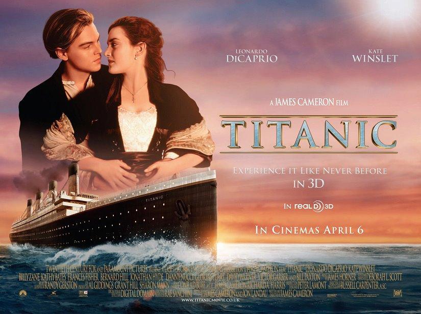 Raising Titanic The World of Communication the Creation
