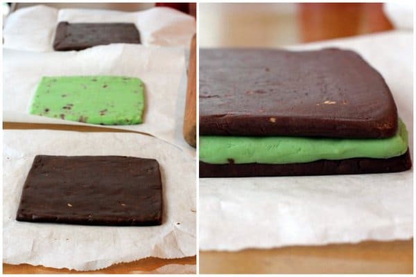 Chocolate Mint Christmas Cookies :: Inquiring Chef