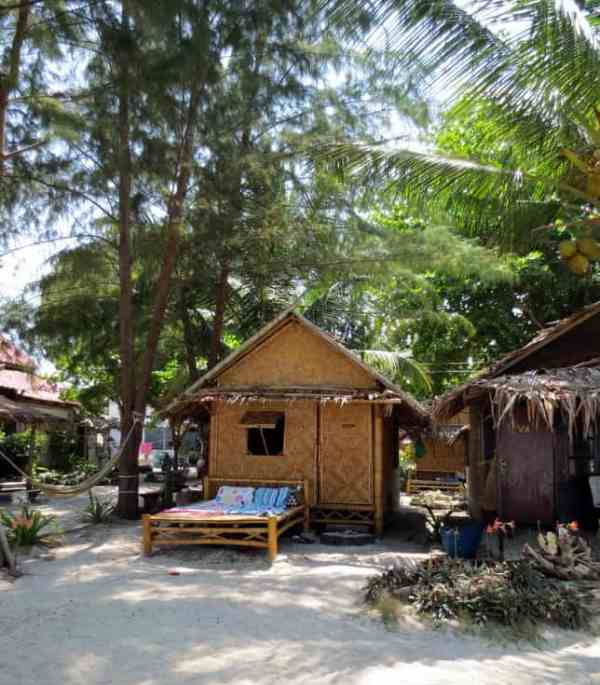 Bamboo Hut Lipe Beach Resort Thailand