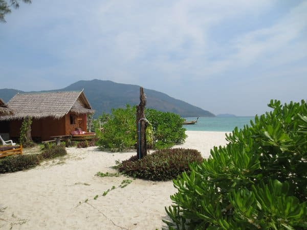 Lipe Beach Resort Thailand Beach