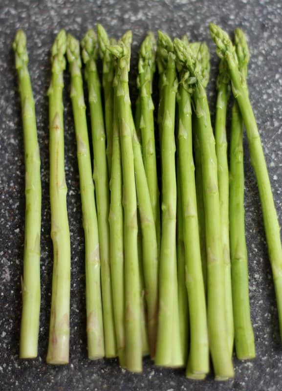 Asparagus::Inquiring Chef