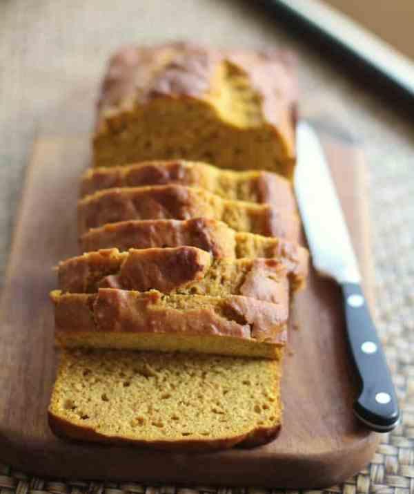 Pumpkin Cider Bread