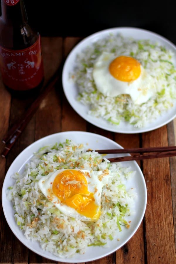 3 Years in Bangkok and Ginger Fried Rice - Inquiring Chef
