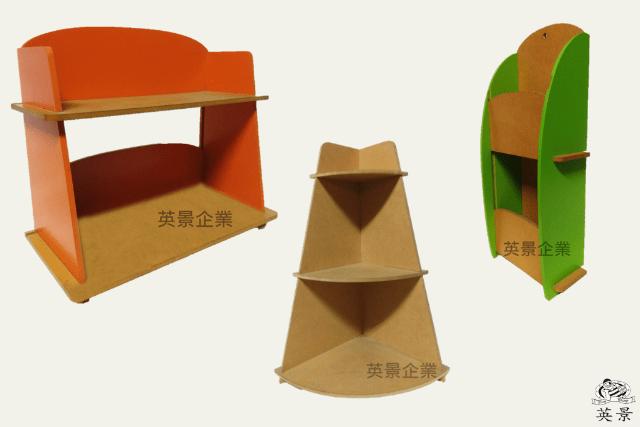 雙層收納架