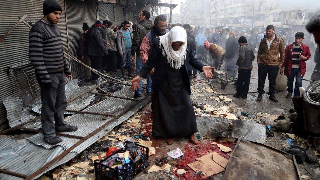 syrian civil war - 1-03