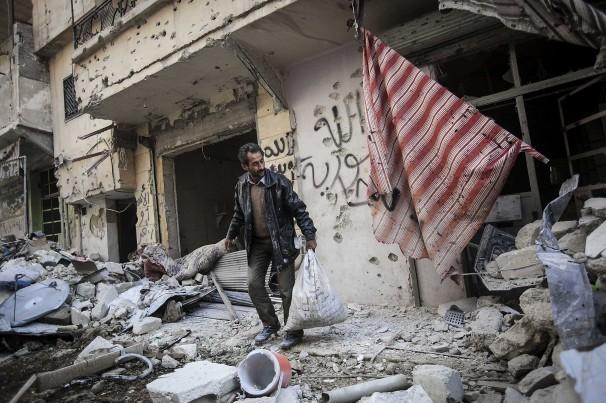 syrian civil war - 1-21
