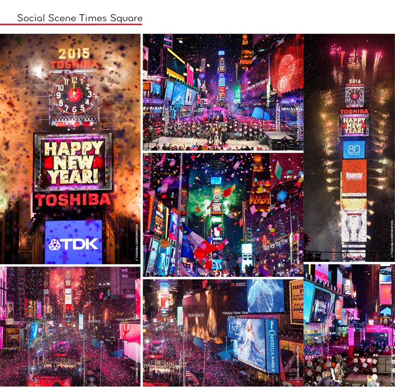 New 2048 Time Ny Years Square X Eve 2048