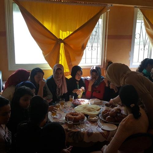 Visite Eleves Errahma