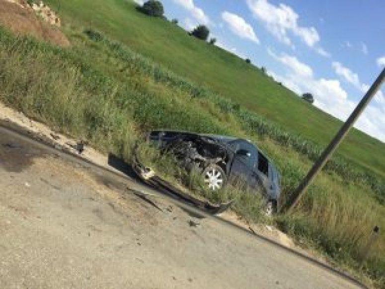 aksid-300x225 Aksident i rëndë në magjistralen Ferizaj – Gjilan