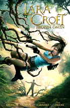 Lara Croft and the Frozen Omen - Corinna Sara Bechko et. al.