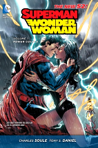 Superman/Wonder Woman, Volume 1: Power Couple - Charles Soule & Tony S. Daniel