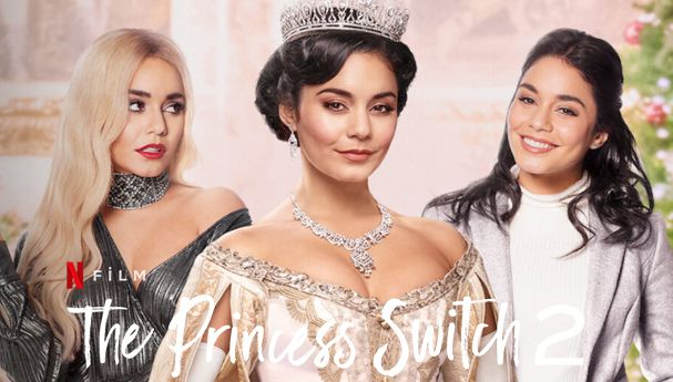 The Princess Switch 2 Konusu ve Oyuncuları