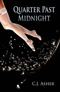 Book Cover: Quarter Past Midnight