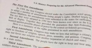 AP history text