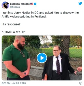 Jerry nadler - That's a myth