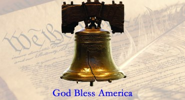Constitution Bell God Bless