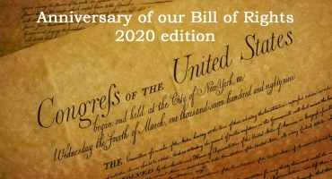 Bill of Rights 2020 edition