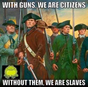 2A - dont give up guns