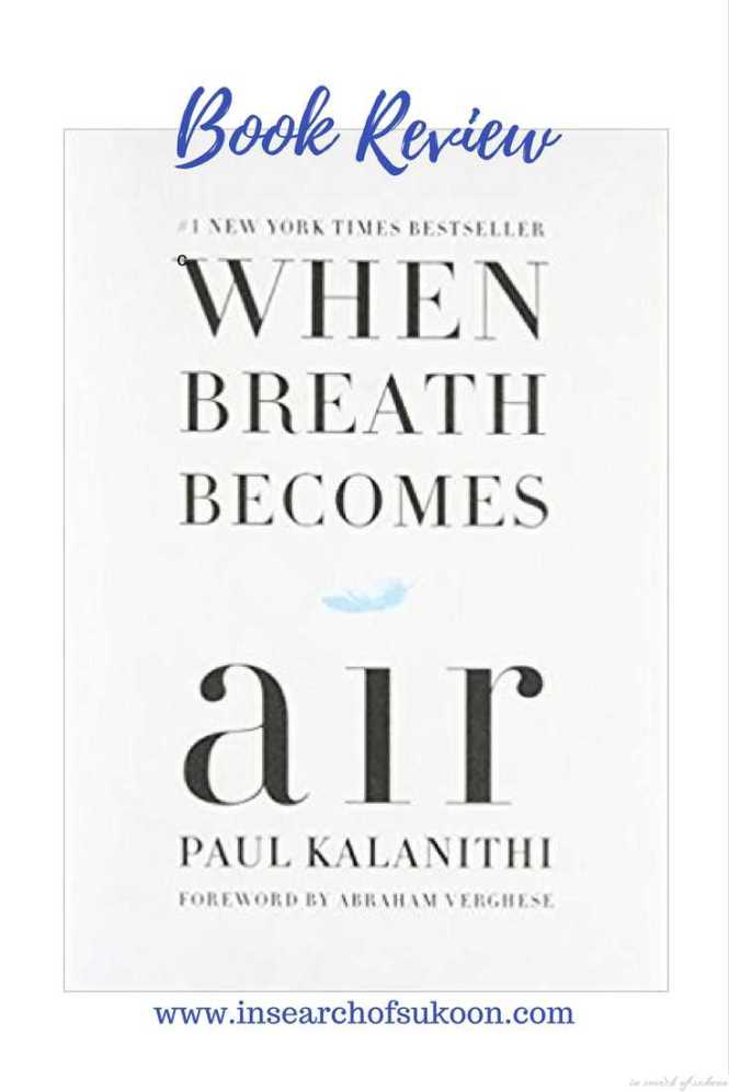 when breath becomes air review 2018