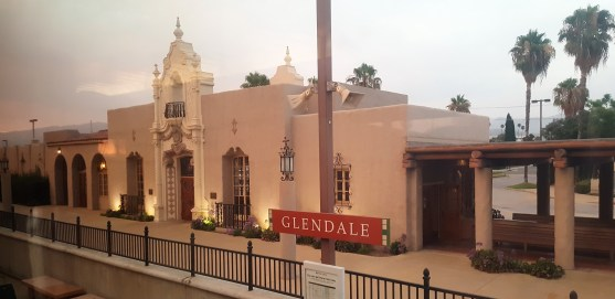 Glendale Train Station