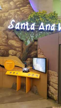 Santa Ana Winds Exhibit