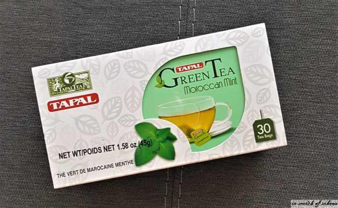 tapal green tea