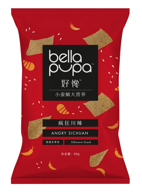 Bella Pupa - Angry Sichuan