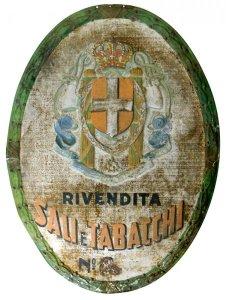 Regno d'Italia Rivendita Sali e Tabacchi N°