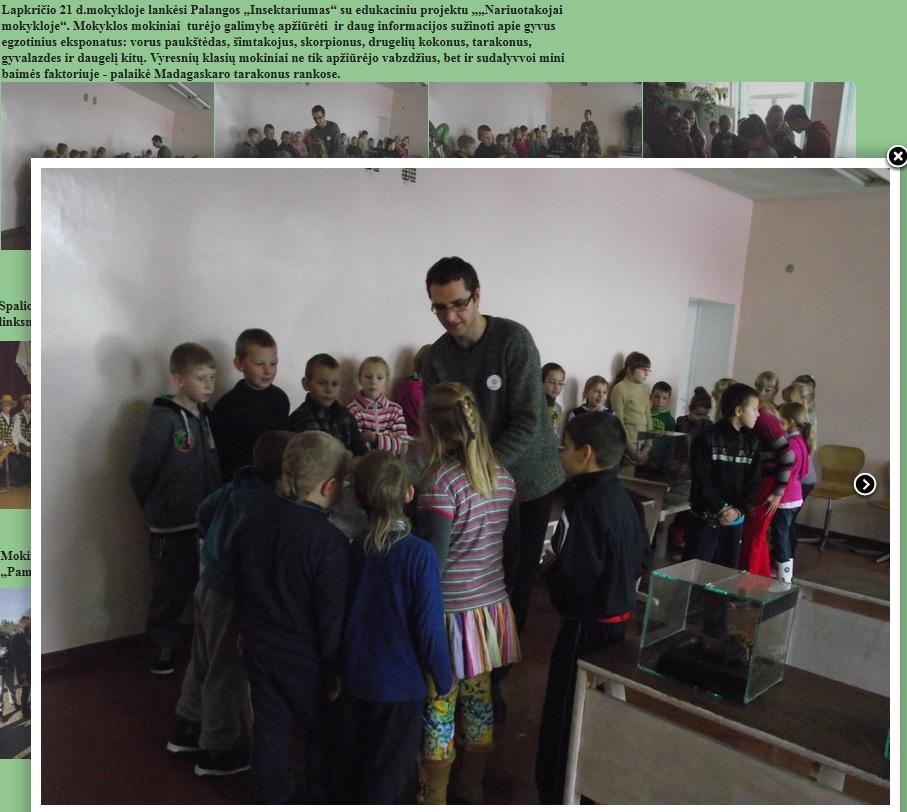 Akmenės rajono Kruopių vidurinė mokykla