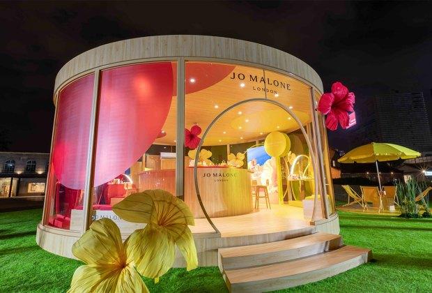 Jo Malone 打造首座【熱帶島嶼花園吧】來體驗全新夏日香氛 INSENDER