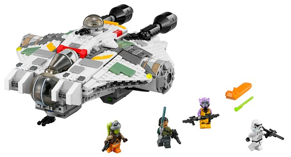 CONCOURS - LEGO STAR WARS REBELS | Insert Coin