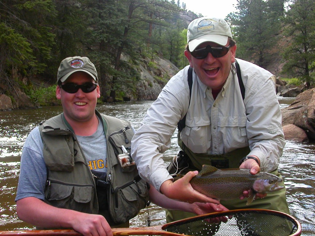 Colorado Fly Fishing Adventures