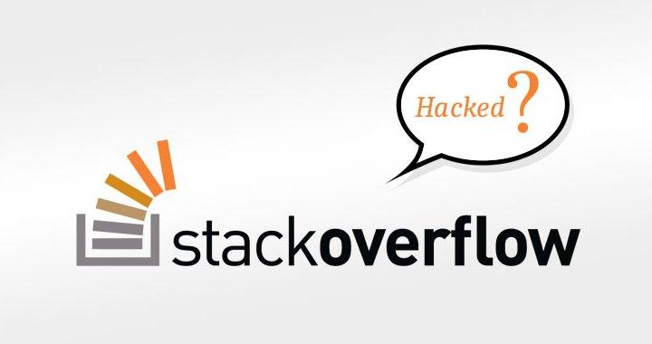 Come è stato violato Stack Overflow?