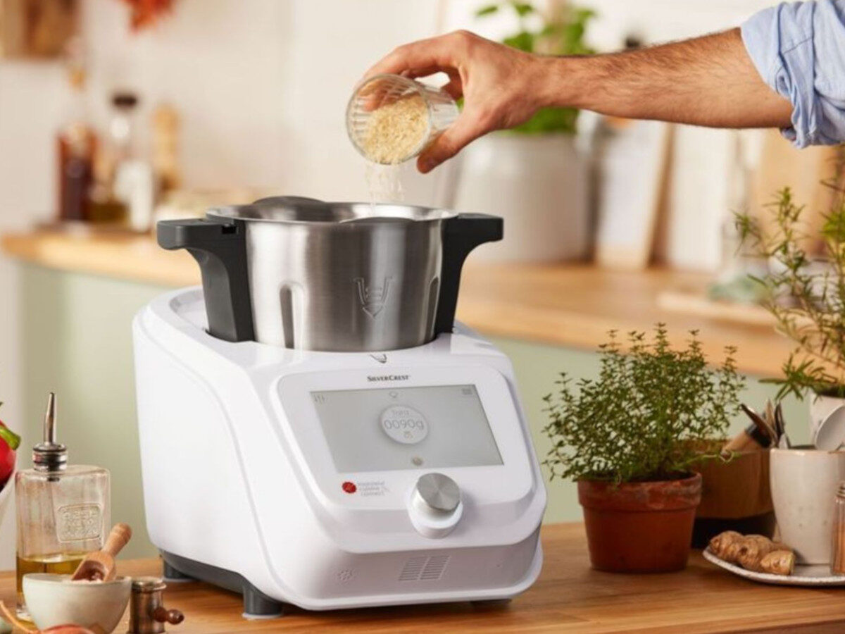 monsieur cuisine connect thermomix