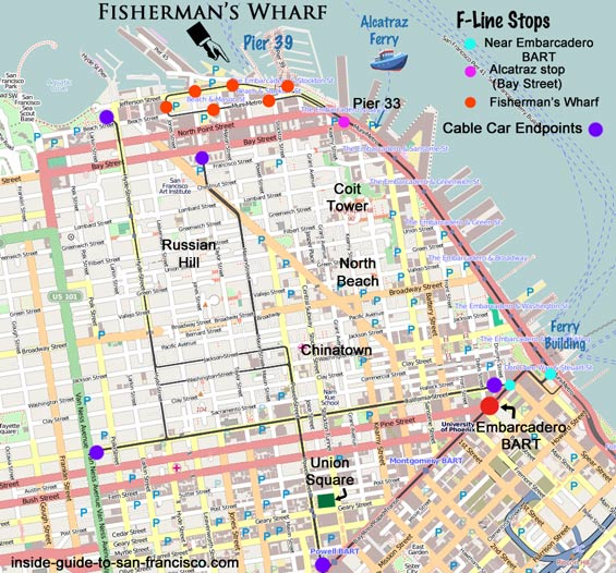 Fishermans Wharf San Francisco Ca Restaurants